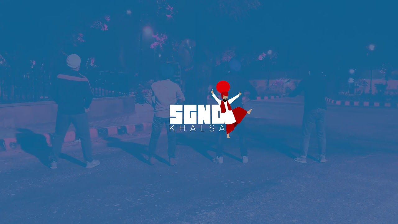 ABOUT ME : JORDAN SANDHU   Bhangra Cover   Sgndkc Bhangra