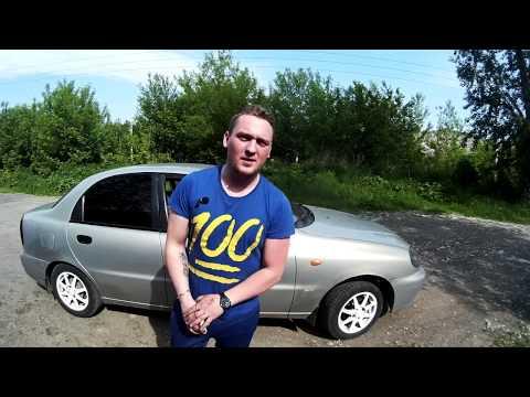 поворотники от приоры на Chevrolet Lanos