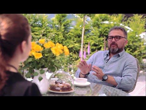 Как создать успешный интерьер ресторана? «Разговор о дизайне» с Маратом Ахмадиевым