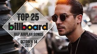 Top 25 • Billboard Rap Songs • October 14, 2017 | Airplay-Charts