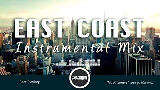 East Coast Hip-Hop Rap Instrumentals Beats Mix #1 [2016] TCustomz Productionz Video