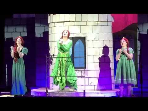 I Know It's Today From Shrek The Musical At GAMP