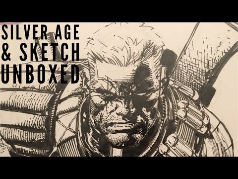Live Spidey KEY + sketch cover unboxing! The big reveal!