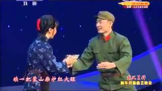 20150102 空中剧院 CCTV京剧红云岗选段