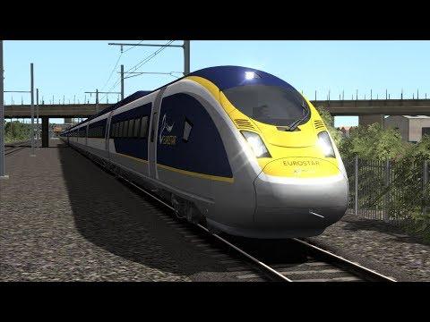 train-simulator-2019-|-class-374-eurostar-(br407)-|-lgv-rhône-alpes-&-méditerranée-|-let's-play-|-hd