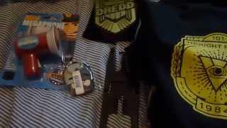 Zavvi Zbox June 2015 Unboxing - Good Cop, Bad Cop