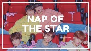 TXT - 'NAP OF THE STAR' Easy Lyrics (SUB INDO)