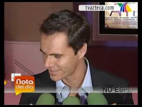 Nota VentaneandoRenace el amor entre Tony Dalton y Alejandra Barros