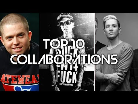 Top 10 Collaborations