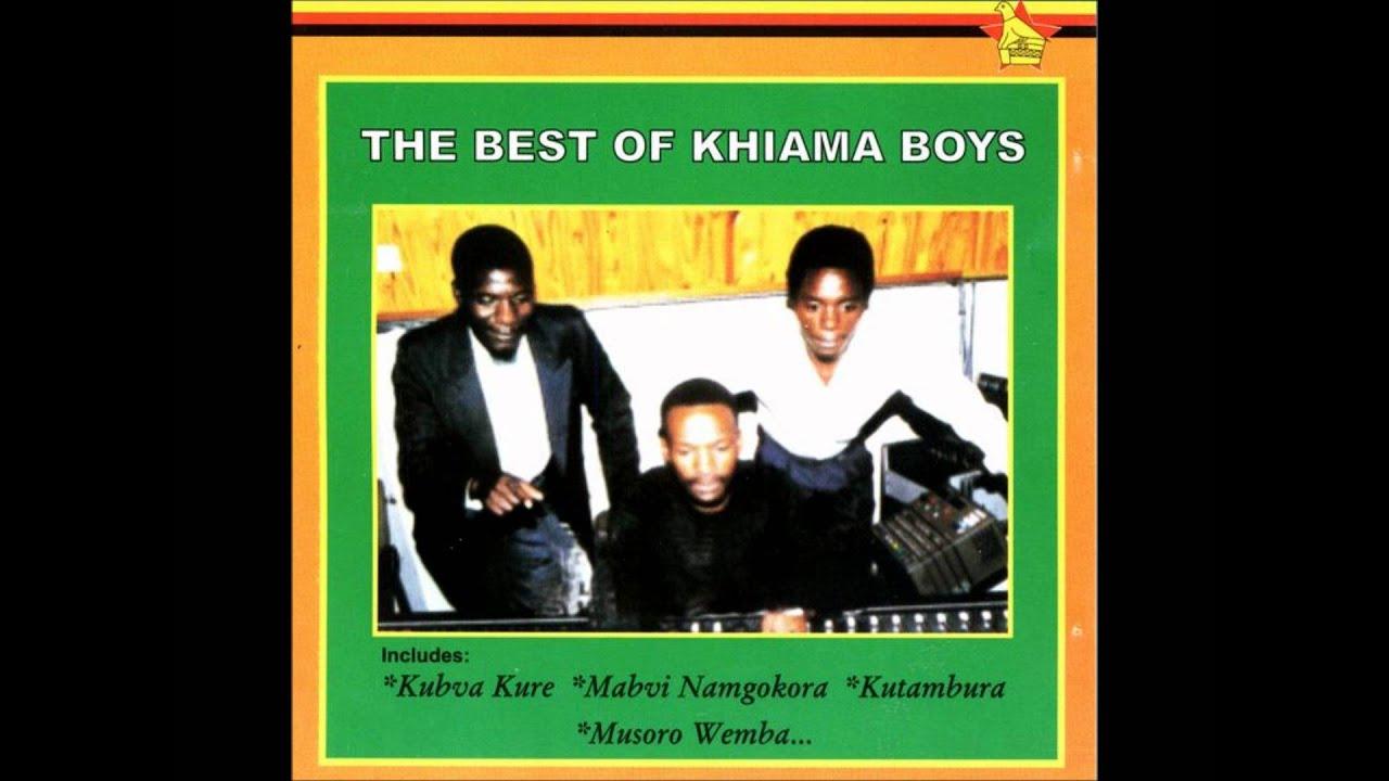 Download Khiama Boys-Ruregerero