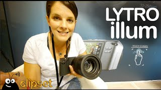 Lytro Illum preview  Photokina en español
