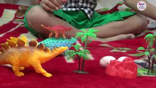 Dinosaur Fun Fun And Fun - By Viraj De
