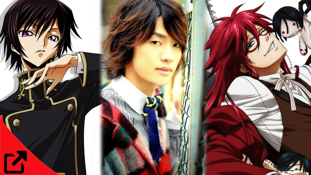 Top Japanese Male Voice Actors 2015 - YouTube