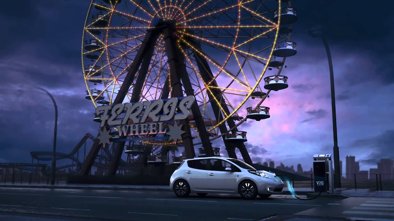 Nissan at COP21 - YouTube