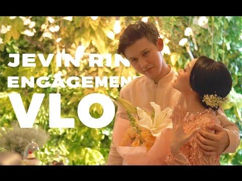 Jevin Rinni Engagement  - Vlog