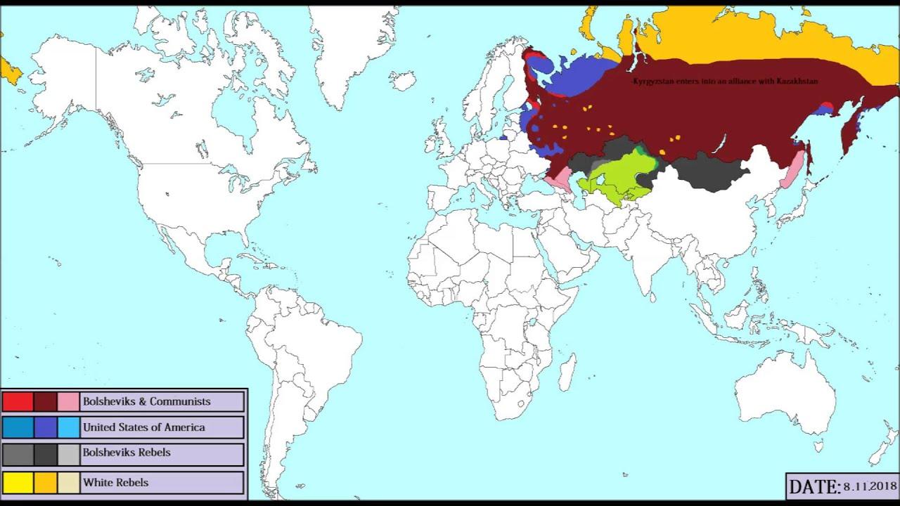 World War 3/Socialist revolution/Rise of Islam/ Part 1 (13 7 2018-27 4 2019)