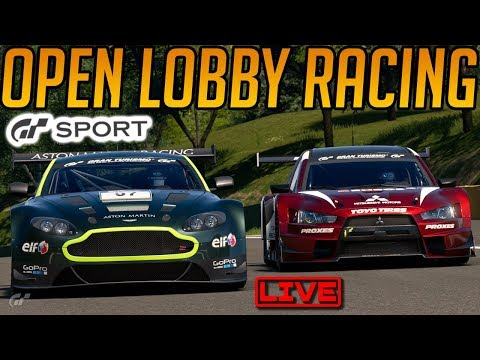 Gran Turismo Sport: Race Against Super GT (Kill Super GT Live)