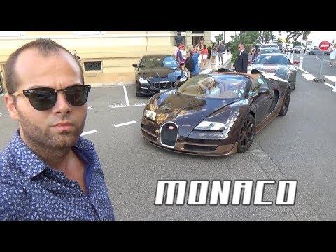 [VLOG] CARS SPOTTING à MONACO ( Bugatti / Koenigsegg .... )