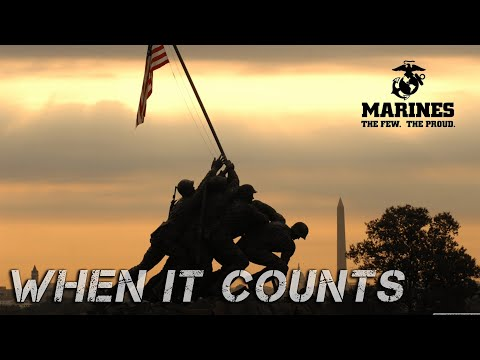 [U.S. Marines]  When It Counts (HD)