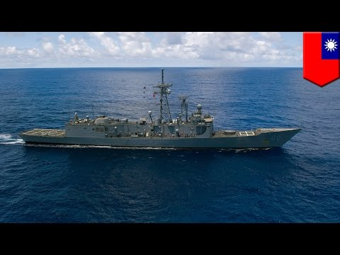 U.S. approves $190 million Perry class frigate sale to Taiwan, Beijing angered - TomoNews