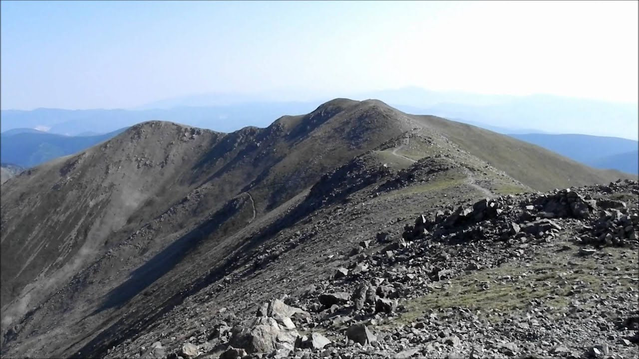 Hiking To Wheeler Peak New Mexico Youtube