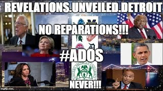 NO REPARATIONS ADOS!!! Pt. 5.