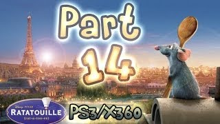 Ratatouille Walkthrough Part 14 : The Movie - Game (PS3, Xbox 360) ENDING