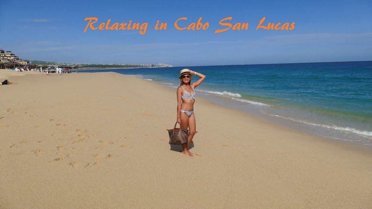Relax In Cabo San Lucas Mexico Pueblo Bonito Rose Sunset Beach