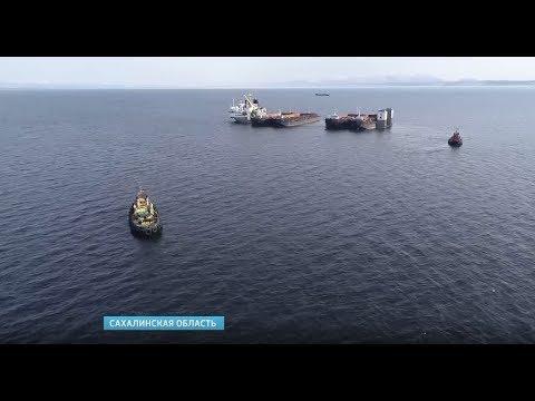Новый флот «ВГК».  ТВ-сюжет от 16.04.2019