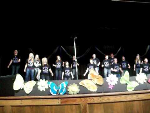 Don't Stop Believin'- DeQueen High School Show Choir [Spring Concert 2012]