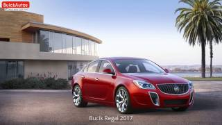 Bucik Regal 2017 - Buick Models