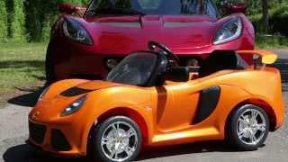 Moto-Concept Lotus Exige - Der Kleine mal ganz groß