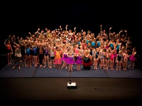 Tees Valley Gymnastics Club Awards Night Intro 2013 Created by Damon James