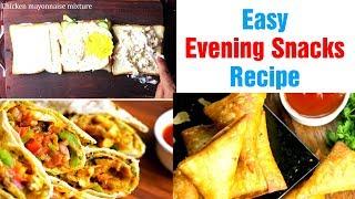 Sunday Spical Recipes | Chicken Kathi Roll / Chicken Kheema Samosa | Village Travel Food
