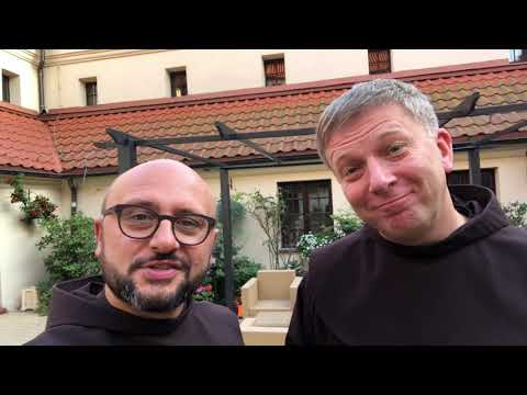 O. Franciszek Chodkowski OFM & o. Leonard Bielecki OFM   Krótkie słowo na uroczystość św. Franciszka