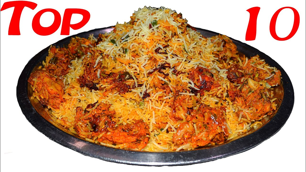 Top 10 indian foods most amazing food in the world - Different types of cuisines in the world ...