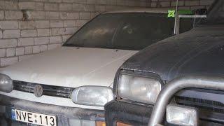 Aukcione – nurašyti rajono savivaldybės automobiliai