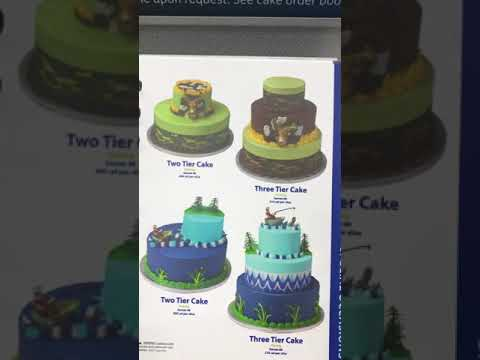 Sams Club Cakes Whole Catalog