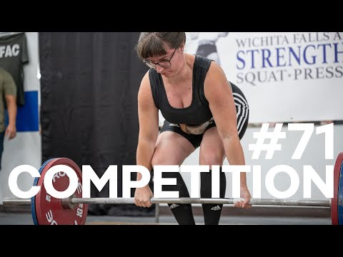 Competition - Why and How   Starting Strength Radio #71