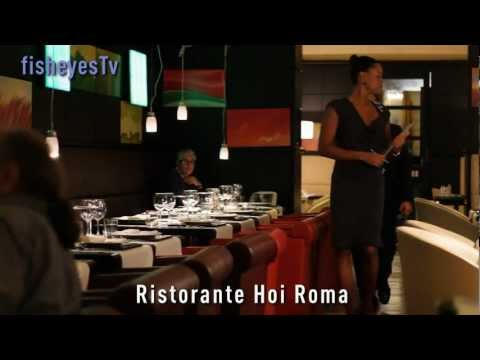 Hoi Restaurant Rome - Stylish restaurant, lounge & wine bar in Roma Prati