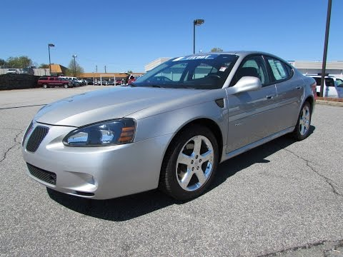 2008 Pontiac Grand Prix GXP V8 Start Up, Exhaust, and In Dep
