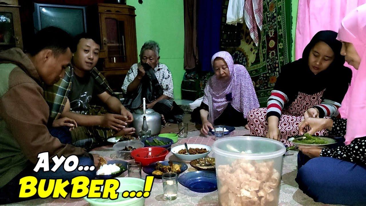 Ngabuburit Sambil Buka Puasa Bersama Kake Nenek Di Kampung || Hanja Tasikmalaya