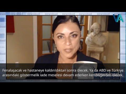 """""""Türkiye Amerikan Konsolosluğu ve İncirlik'i Kapatmalı!"""" - Sibel Edmonds - (3. Bölüm)"""