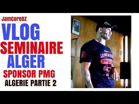 JamCoreDz Vlogz : : SÉMINAIRE ALGER | SPONSOR PMG | Partie 2
