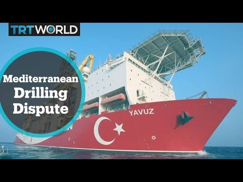 Mediterranean Drilling: Turkey has two drilling ships in the eastern Mediterranean