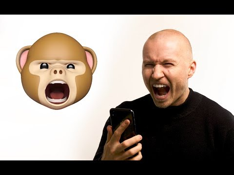 ONE MAN DOES 12 ANIMOJI SOUNDS