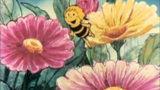 abelha maia 02 a maia aprende a voar