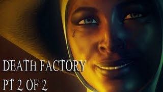 Hitman Absolution PC Gameplay and Walkthrough - Death Factory (Part 2 of 2)[1440P]