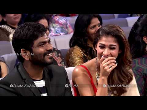 SIIMA 2016 Best Comedian Tamil | RJ Balaji - Naanum Rowdy Dhaan