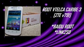 Root vtelca CARIBE 3 [ZTE v791]